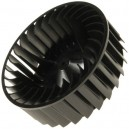 Turbine de ventilation 178 x 178 x 59 mm pour sèche-linge Whirlpool, Bauknecht, Ignis, Laden, Kitchenaid.