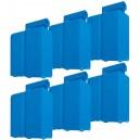 Lot de 6 cassettes anti-calcaire EMC TYPE A pour centrale vapeur Domena