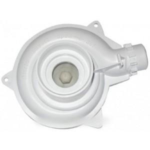 capot de pompe + turbine pour lave vaisselle SIEMENS