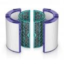 Ensemble de filtres compatible pour purificateur d'air Dyson remplace 969048-02