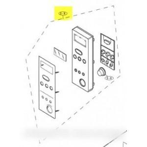 carte c/p assemblee pour micro ondes SHARP