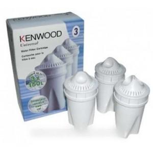 cartouches filtre a eau boite de 3 pour petit electromenager KENWOOD