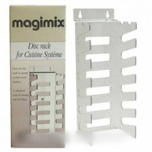 casier rangement 6 disques magimix pour petit electromenager MAGIMIX