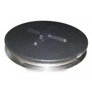 chapeau de bruleur + couronne 101 m/m pour table de cuisson ELECTROLUX