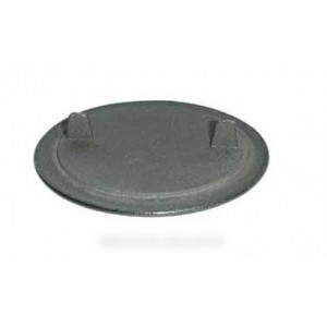 chapeau de bruleur rapide 102 m/m pour table de cuisson DE DIETRICH
