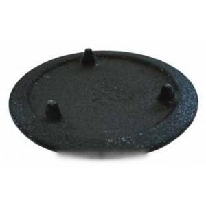 chapeau de bruleur rapide 75 m/m pour cuisinière WHIRLPOOL