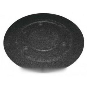 chapeau de bruleur semi rapide dia 57 m pour table de cuisson SAUTER