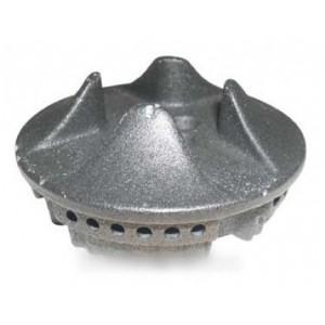 chapeau fonte semi-rapide pour cuisinière SCHOLTES