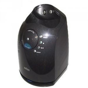 CHARGEUR COMPLET CLEAN RENEW 5672-73-74 POUR RASOIR ELECTRIQUE BRAUN
