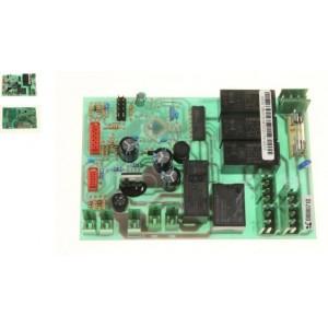 circuit imprime du boitier fermee