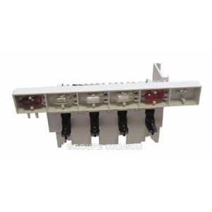 clavier selecteur 4 touches pour lave vaisselle WHIRLPOOL