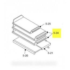 clayette pour réfrigérateur SHARP