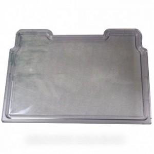 clayette pleine plastique pour réfrigérateur LG