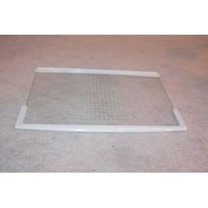 clayette verre + supports pour réfrigérateur GORENJE