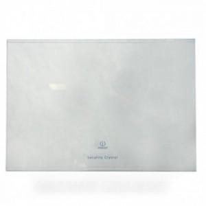 CLAYETTE VERRE 478X328X4CHILLER-IND ROHS pour réfrigérateur INDESIT