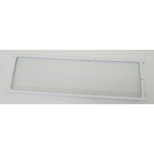 CLAYETTE VERRE ARRIERE 489X144X25 pour réfrigérateur SCHOLTES