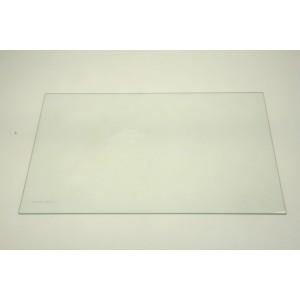 CLAYETTE VERRE 31CM X 47,5CM pour réfrigérateur ZANUSSI