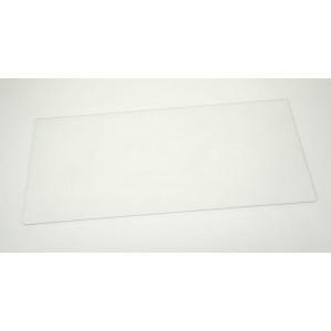 clayette verre dessus bac leg 526 x 258 pour réfrigérateur FAURE