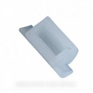 clip plastique du couvercle bac leg. inf pour réfrigérateur SAMSUNG