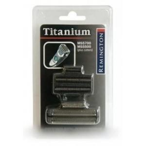 combi grille + couteau ms5550 pour petit electromenager REMINGTON