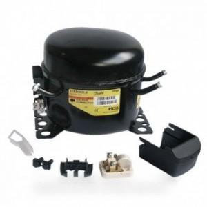 compresseur danfoss tles9kk2 r600 1/6 cv pour réfrigérateur ARISTON