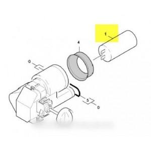condensateur 90850230 20 µf 450 v pour petit electromenager KARCHER