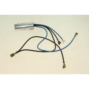 condensateur antiparasite 0.2uf pour aspirateur MIELE