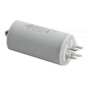 condensateur electrol avec fil 16µf 450v pour lave linge CONSTRUCTEURS DIVERS
