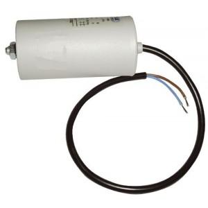 condensateur electrol avec fil 60µf 450v pour lave linge CONSTRUCTEURS DIVERS