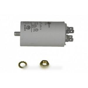 Condensateur 18 µf 450 v pour lave linge ELECTROLUX
