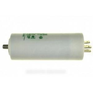 condensateur permanent 40 µf 450 v pour lave linge CONSTRUCTEURS DIVERS