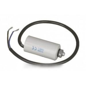 condensateur permanent 6 µf 450 v + fils pour réfrigérateur ELECTROLUX