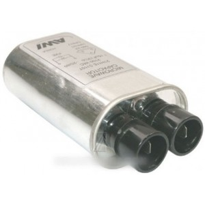 condensateur1,15 µf 2100v 31x52x100mm ±4 pour micro ondes WHIRLPOOL