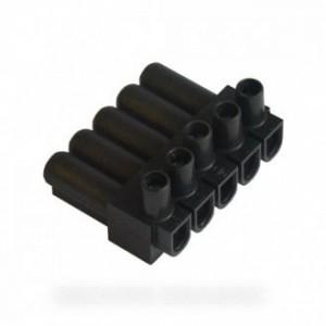 connecteur 5 fils male pour aspirateur POLTI