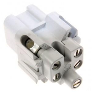 connecteur electrique 5 bornes pour petit electromenager DOMENA