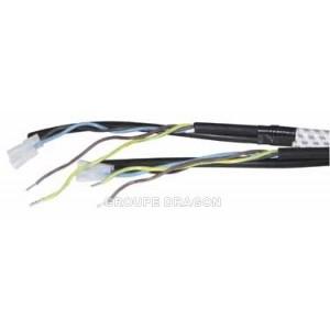 cordon cable + tube vapeur pour petit electromenager ASTORIA