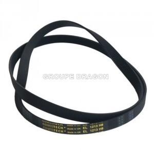 courroie 1325 3l533 9ml136 trapezoidale pour lave linge SIDEX