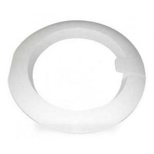 couvercle blanc de hublot pour lave linge BRANDT