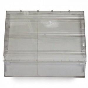 couvercle de bac avec trappe pour réfrigérateur SAMSUNG
