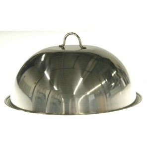 COUVERCLE( CLOCHE) INOX POUR MICRO ONDES LG