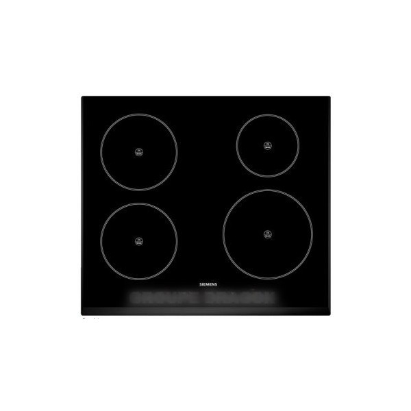 dessus verre vitro ceram pour table de cuisson siemens r f 681652 cuisson table de. Black Bedroom Furniture Sets. Home Design Ideas