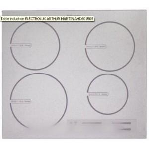 dessus verre vitro-ceram 94959299100 pour table de cuisson ARTHUR MARTIN ELECTROLUX FAURE