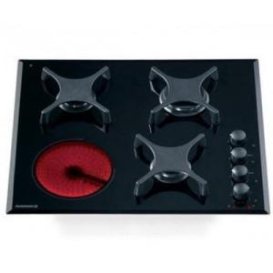 dessus verre vitro-ceram de plaque pour table de cuisson ROSIERES