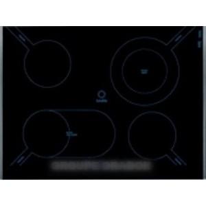 dessus verre vitro-ceram ix pour table de cuisson SCHOLTES