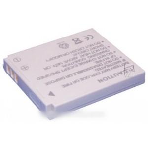 accumulateur li-ion 700 mah 3.7 v pour appareil photo numerique canon