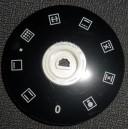 disque selecteur four pour four ARTHUR MARTIN ELECTROLUX FAURE