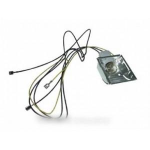 douille + hublot de lampe kit pour four SCHOLTES