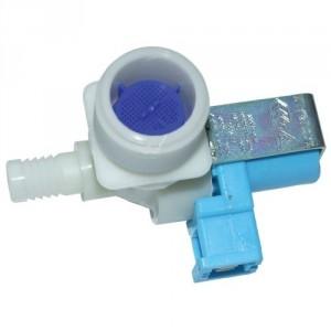ELECTROVANNE 1 VOIE 90° DIA 10 CONNECTE POUR LAVE LINGE ARTHUR MARTIN ELECTROLUX FAURE