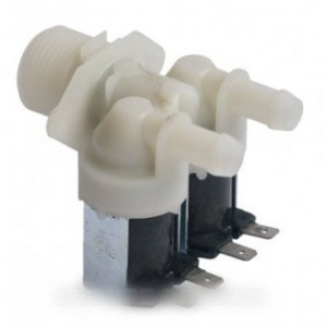 ELECTROVANNE 2V pour lave linge FAGOR