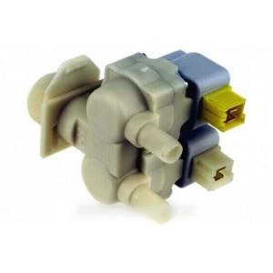 electrovanne double 180° fix speciale pour lave linge BOSCH B/S/H